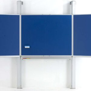 Foldable Vertical Sliding Writing Board