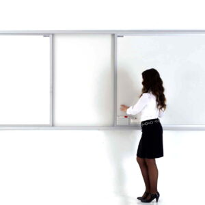 Horizontal Sliding Writing Board