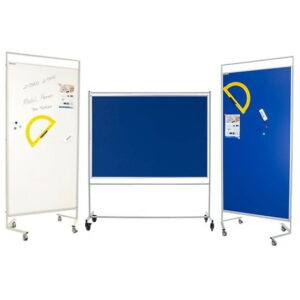 Mobile Partition Boards and PinBoards