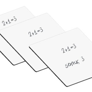 Emko A4 Magnetic Small Whiteboard