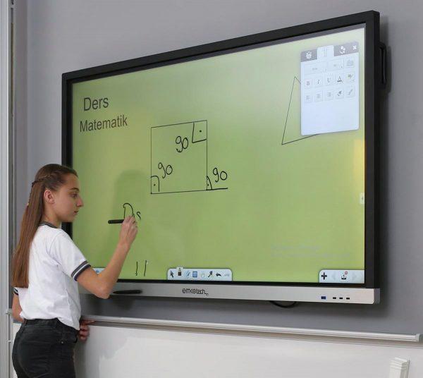 Emkotech Nova LED Akıllı Tahta
