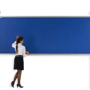 Vertical Sliding Writing Board
